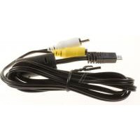 AV CABLE WITH PLUG