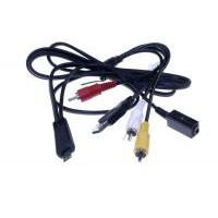 CABLE USB- AV- COMPATIBLE SONY CYBER-SHOT