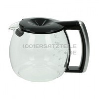 ASSY CARAFE 10CUPS BLACK&SILVER BCO120