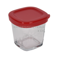 POT+COVER/RED