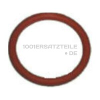 X 4 JOINT ROND SILICONE 70 ROUGE FDA (remplace: #5615248 NM01.044 JOINT FILTRE TAMIS GROUPE CAFÉ)